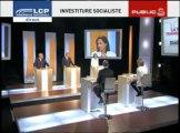 Parti  Socialiste : 3ème débat de l'investiture du candidat socialiste de 2006