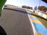 24 Heures Moto 2011 : Tour du circuit Bugatti en caméra embarquée