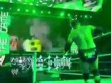 Michael Cole's Entrance As Triple H - WWE Raw 7/25/11