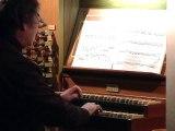 Григорий Варшавский. И.С. Бах. Toccata, Adagio and Fugue in D major, BWV 564