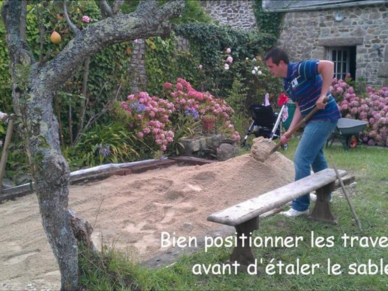 Dimension Terrain De Petanque Maison mon terrain de pétanque - vidéo dailymotion