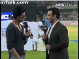NCL T20- Khan praises CL tournament.  Shah Rukh Khan- Interview. Shah Rukh Khan speaks about the the Nokia CL T20 and the fortune of his Kolkata Knight Riders...