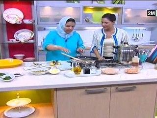 Choumicha Recettes - Seffa au Crevette et Légume