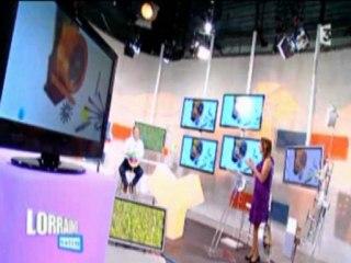 Lorraine Matin en direct des vignes - 16/09/2011