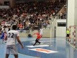 Cesson - Nimes / Championnat handball LNH 23-09-2011