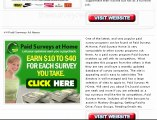 Top 4 paid Survey Websites Reviewed-Paid Surveys