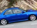 IMG_0615  Sortie du Subaru Paca en Hommage a Colin Mcrae
