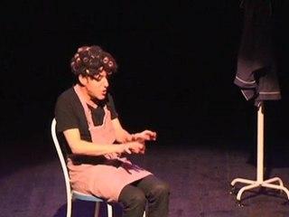 """spectacle de Patrice Abbou, extrait """"la mère"""""""