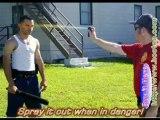 Womens Secret Self Defense Weapon: Self Defense Pepper Sprays Offered from HooToo