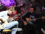 Kenny Serane & Romain Berguin - Funky Fusion Live Session @ Caveau des Oubliettes