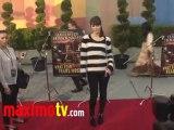 Mary Elizabeth Winstead at 2011 Eyegore Awards Arrivals - Halloween Horror Nights