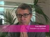 Lancement du Codeem : Interview d'Yves Medina