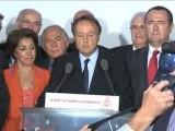 Déclaration de Jean-Pierre BEL 25 septembre 2011