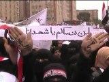 Yémen: plusieurs milliers de manifestantes à Sanaa