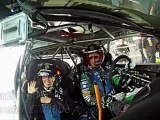 Gymkhana World Tour Ken Block & Model Jennifer Bock Ride-along