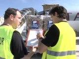 Envoi d'aide humanitaire au Pakistan (24.09.11)