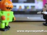 Petits monstres mécaniques Horreur - Mycrazystuff.com