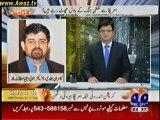 Aaj Kamran Khan Ke Sath 26th September 2011