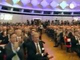 Merkel y Papandréu, juntos contra la crisis de la deuda