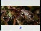 France 3 7 Décembre 2000 Pubs,Ba,Météo,Soir3,Prise Directe