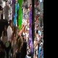 TECHNO PARADE 2011 - SAMYX Live @ Char Techno Maker Psykobeat
