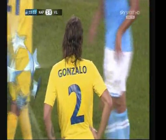 Napoli-Villareal 2-0 Champions League  Highlights Sky HD