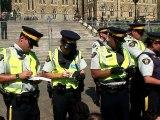 Sit-in à Ottawa contre les sables bitumineux
