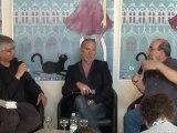 """Edition 2011 :""""Les métiers du livre"""", rencontre avec Gilles Guillon et Eric Portais autour des métiers du livre"""
