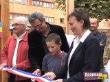 Inauguration du centre social Moulin à Vent