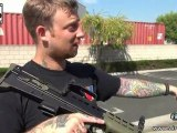 AirSplat On Demand - WE L85 Gas Blowback Airsoft Rifle gun review Episode 77