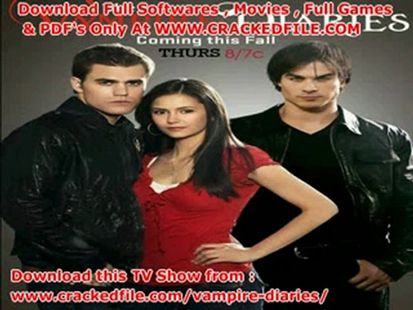 How to Download The Vampire Diaries (Tv Show ) S01-02-03