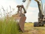 Histoire d'une construction: le chantier du SDIS de l'Oise en images