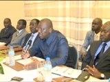 GHANA  : Hamed BAKAYOKO rencontre la diaspora ivoirienne