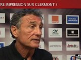 Stade-Clermont : Interview de Guy Novès