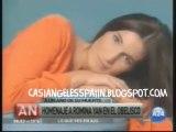 Romina Yan en América Noticias