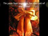 Feet Dares - If you need feet dare ideas for truth or dare