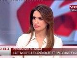 Le 22H : Jean-Pierre Bel, sénateur de l'Ariège, Président du groupe socialiste au Sénat