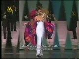 Miss Venezuela 1990 4/7 (Desfile Traje de Gala 1)