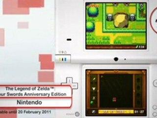Nouveautés de la semaine chez Nintendo de