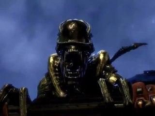 Dix minutes de gameplay commentées - Aliens: Colonial Marines