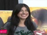 Seductive babe Ayesha Takia Flaunts Her Juicy Pink Lips At 'Mod' Film Promotion