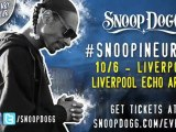 """Doggy Style Records Presents Snoop Dogg """"Doggumentary"""" European Tour Live @ Echo Arena, Liverpool, England, 10-06-2011"""
