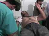 Libye: les blessés de la bataille de Bani Walid