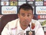 L'AS Roma reçoit l'Atalanta Bergame