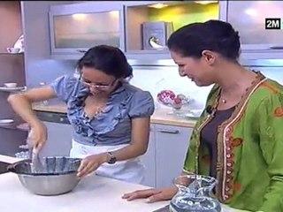 Choumicha - Pastilla de poulet à la semoule