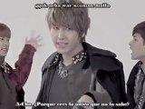 Super Junior - A-cha Subs Español + Karaoke (DMS Subs)