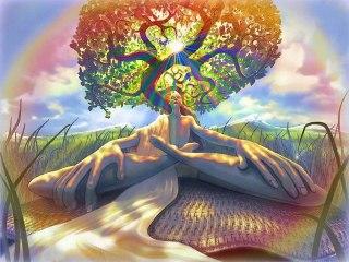 Ensemble réalisons ce rêve - L'arbre au milieu du jardin (11/15)