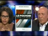 ONPC 1/10 : Audrey Pulvar tacle Jacques Séguéla