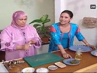 chhiwat choumicha 2012 recette de cuisine facile et rapide Pizza au poivron et mozzarella