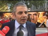 No chat-up lines for Rowan Atkinson